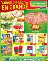MAXI DESPENSA con ofertas diarias con variedad y ahorro - 18sep15