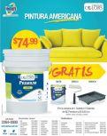 PINTURA AMERICANA grandes ofertas en septiembre 2015