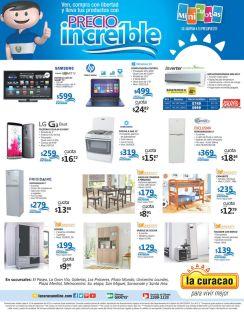 Precios increibles de independencia en LA CURACAO mini cuotas - 14sep15