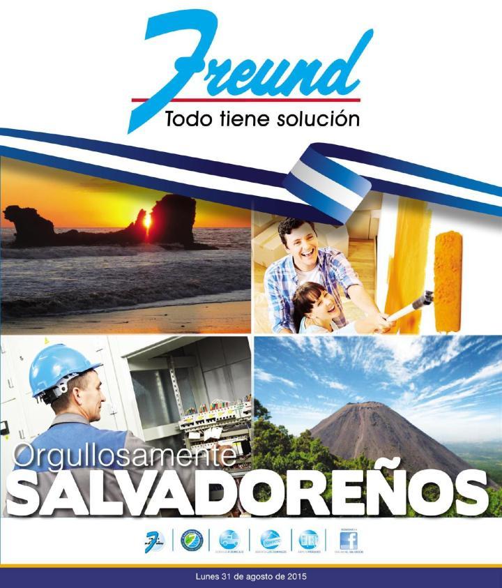 Promociones FREUND el salvador septiembre 2015