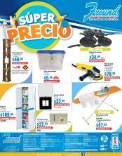 SUPER PRECIO en accesorios para tu hogar y cocina y planchado
