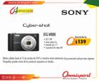 omniofertas de camara fotografica SONY cyber shot DSC-w800