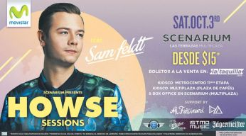 scebarium presents HOWSE session electronic music show