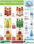Agua Jugos Gaseosas RICAS bebidas todas en descuento - 24oct15