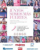 Campaing contra cancer de mama EL SALVADOR 2015