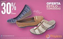 PAYLESS ofertas estilo con comodidad 30 OFF - 30oct15