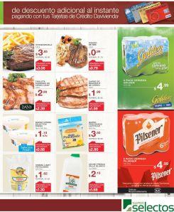 Promociones y ofertas super selectos y davivienda - 21oct15