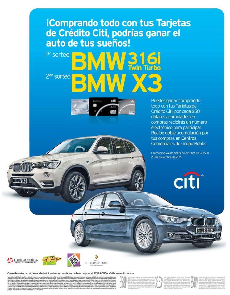 Te gustaria GANAR un auto BMW 316i twin turbo o serie 3