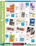 Varios descuentos en tus productos preferidos via selectos - 09oct15