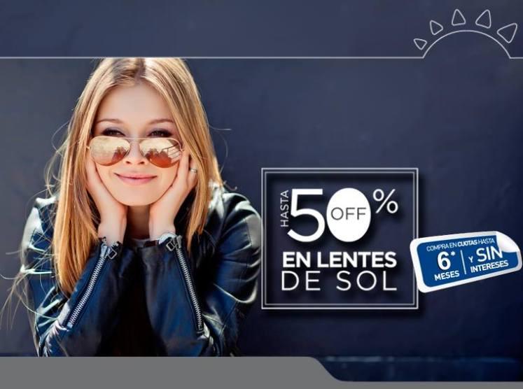 Verte a la moda no es difícil sólo HOY en #LaCuracaOnline 50 OFF en lentes de sol like emoticon