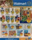 WALMART PACK garantizados de ahorro y buenos precios - 02oct15