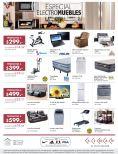 especial ELECTROMUBLES de almacenes SIMAN acorde a tu presupuesto - 09oct15