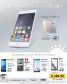 iPhone 6 S plus disponible en el salvador LA CURACAO lo tiene