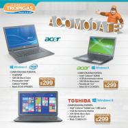 laptop computer promociones ALMACENES TROPIGAS