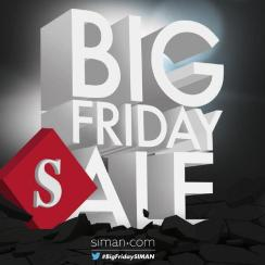BIG Friday sale 2015 by Almacenes SIMAN el salvador