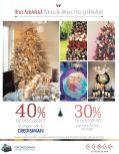 Busca en siman hasta 40 off en accesorios y adornos de navidad 2015
