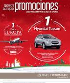 CREDOMATIC promociones de fin de año