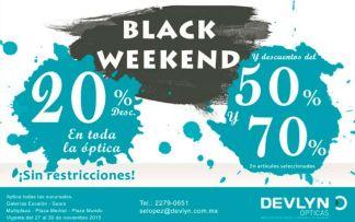 DEVLYN optic black weekend 2015_1