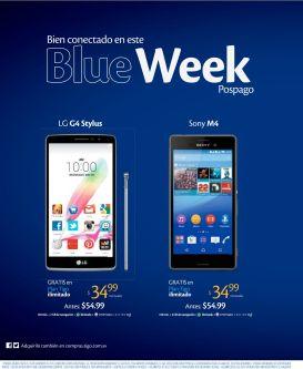 Si deseas cambiar celular miras la promos BLUE week de tigo