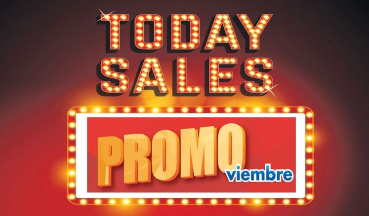 TODAY sales first friday november 2015