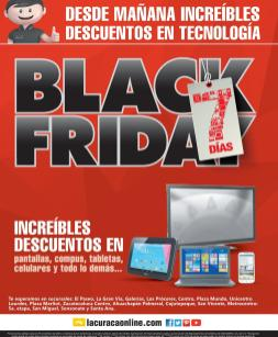 Tomorrow is Black Friday 2015 great discount on technology