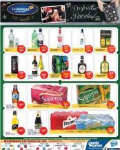 Alista tu compra de vinos cervezas y licores DESPENSA De DON JUAN - 23dic15
