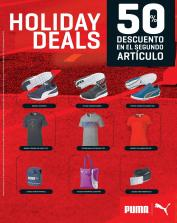 HOLIDAYS deals PUMA sport wearing 50 off