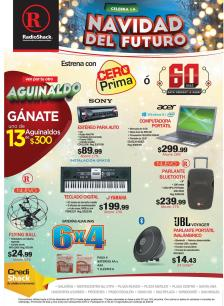 Radio Shack es Musica Tecnologia Audio Video NAVIDAD 2015