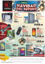 Radio shack conoce la fuerza STAR WARS gadgets and products