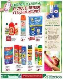 Repelentes e insecticidas para prevenir dengue zika y chikungunya
