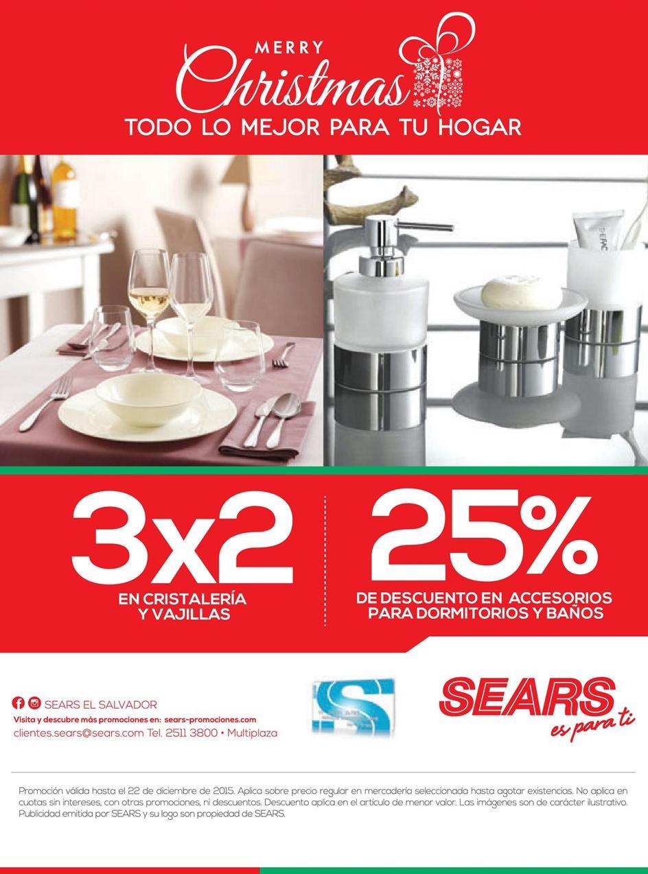 SEARS discounts for merry chritmas season