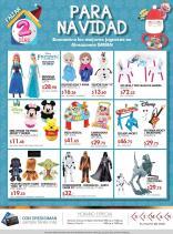 SIMAN Los juguetes preferidos para navidad 2015
