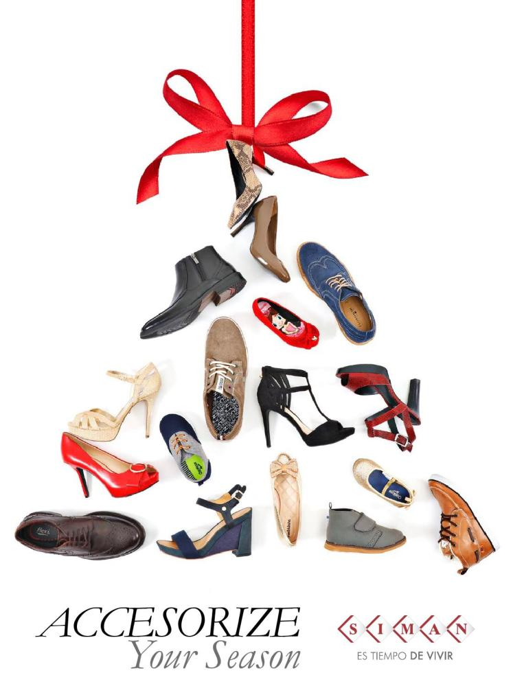 SIMAN SHOES accesorize your season 2015