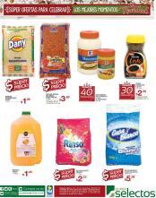 SUPER SELECTOS estos son los productos con super precios de ahora - 18dic16