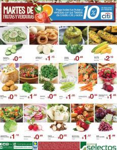 Super selectos ofertas Para tu ensalada de anio nuevo