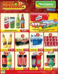año nuevo con MAXI DESPENSA ofertas en bebidas