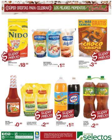atencion en super selectos SUPER PreCIOS de ofertas - 19dic15