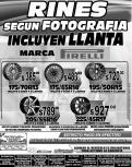 Comprar RINES RACING EN EL SALVADOR