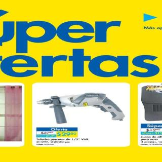 Nuevo catalogo OFERTAS Ferreteria EPA el salvador febrero 2016