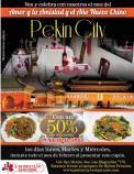 PEKIN CITY restaurant el salvador 50 OFF amor y amitad 2016