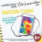 Participa y Gana un SAMSUNG GALAXY core prime gracias a LEE SHOES