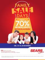 SEARS elsalvador FAMILY SALE days - 15ene16