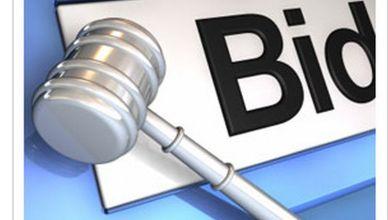ofertas BID online