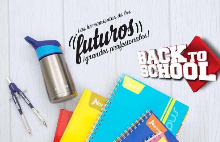 promociones en utiles escolares siman 2016