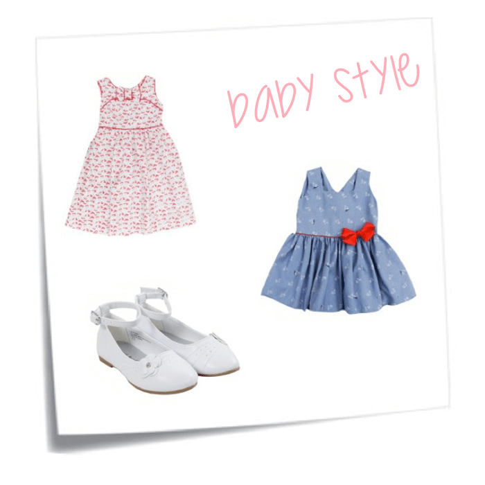 Baby style wearing offers by SIMAN