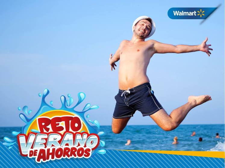Como participar en EL RETO WALMART 2016 verano  vacaciones semana santa