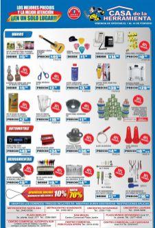 Descuento en productos necesarios e indispensables para el hogar en un solo lugar