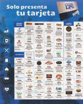 Descuentos Febrero 2016 en el club de la prensa grafica RESTAURANTES - CAFES - COMIDA RAPIDA