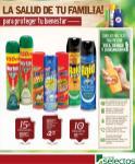 Descuentos de insecticidas en super selectos - 15feb16