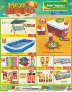 Divertite en semana santa 2016 con los productos de MAXI DESPENSA el salvador